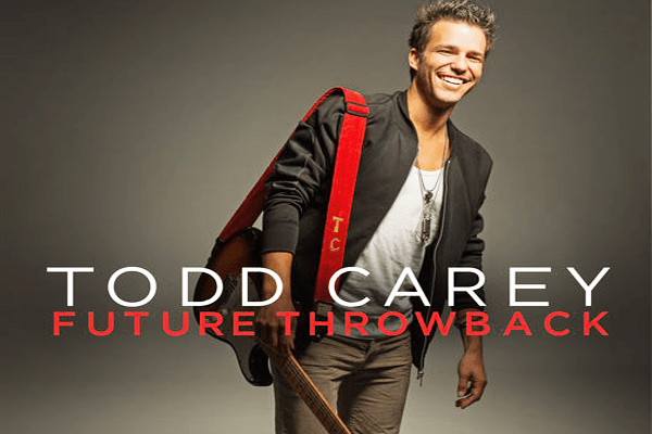 Album Review: Todd Carey's 'FUTURE THROWBACK' Nostalgic Retro Pop Feel