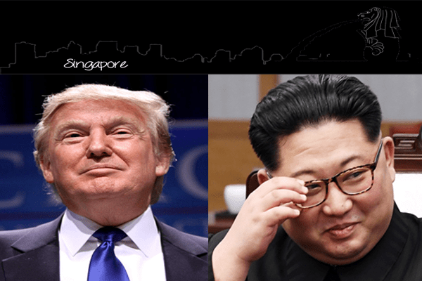 Donald Trump and Kim Jong Un Will Meet at Singapore on 12th June