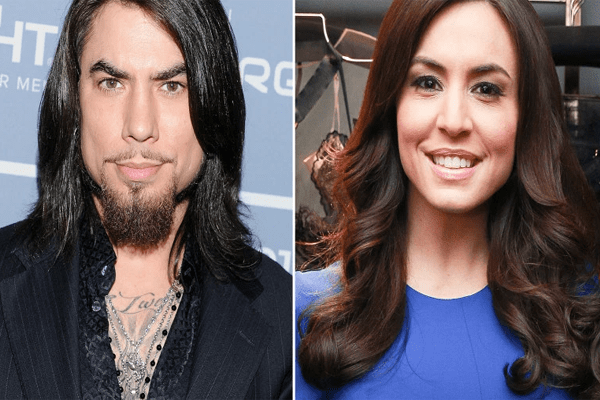 Andrea Tantaros' Boyfriend Dave Navarro, Dave Navarro possible wife, Tantaro's husband