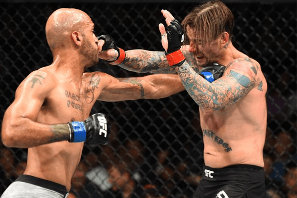 CM Punk loses second straight UFC fight, MMA career might be over