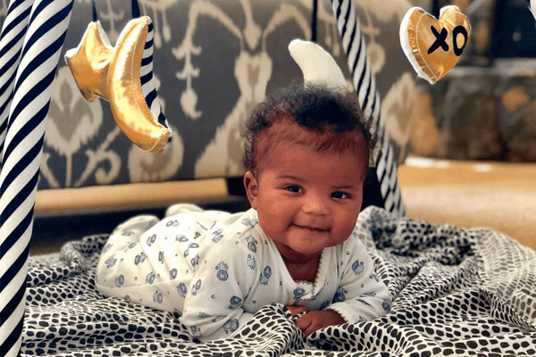 Photos of Kenzo Kash Hart, Son of Kevin Hart and Eniko Parrish