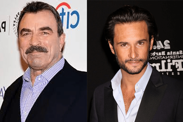 Kevin Selleck and stepfatherTom Selleck, Bio, Net Worth, Wife