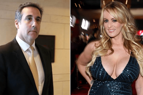 Stormy Daniels Meeting With Prosecutors of Michael Cohen Case Cancelled