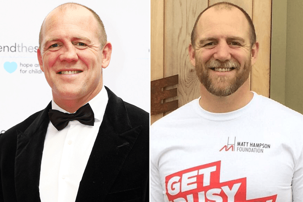 Mike Tindall Fixed his nose, Children, Net Worth, Bio