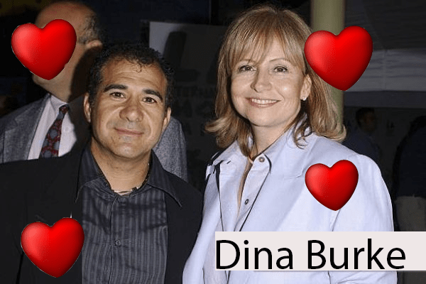 Tony Shawkat's Wife Dina Burke Marriage, Relationship and Photos