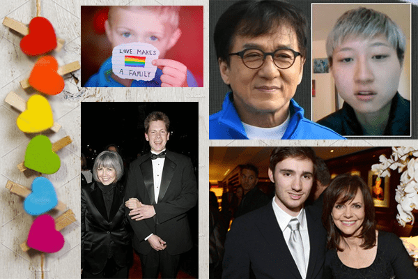 Top 7 World's Celebrities having LGBT Kids