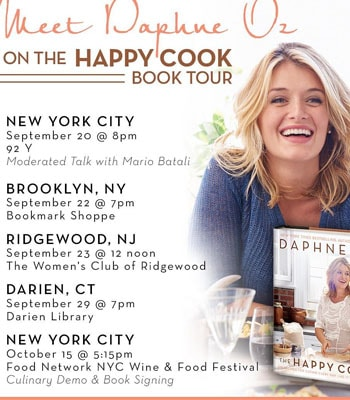 Daphne Oz earns fortunes as an author.