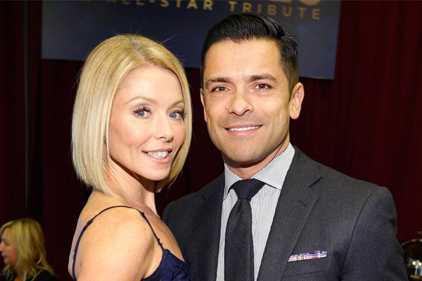 Kelly Ripa's Husband Mark Consuelos loves her unconditionally even after 22 years of Marriage
