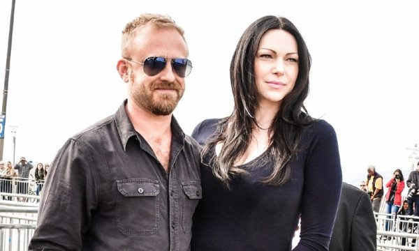 Laura Prepon husband Ben Foster