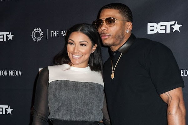 Rapper Nelly's Girlfriend Shantel Jackson Supporting Him in Sexual Assault Case