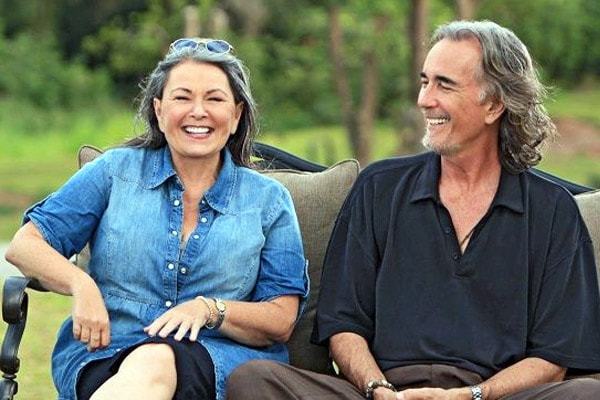 Roseanne Barr Living With Partner Johnny Argent After Divorcing Three Husbands