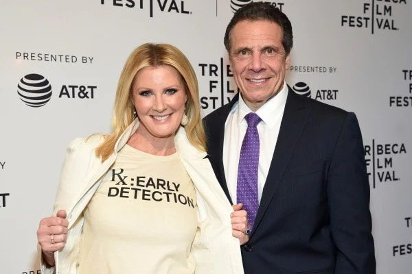 Sandra Lee and Andrew Cuomo relationship breast cancer