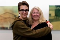 Rachel Maddow Happy With Partner Susan Mikula. Not Married Yet