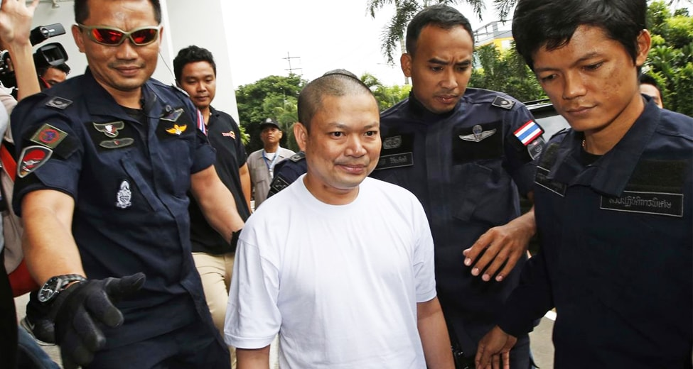 Thailand Law: Buddhist Monk Sent 114 Years in Prison for Pedophile and Fraud Charges