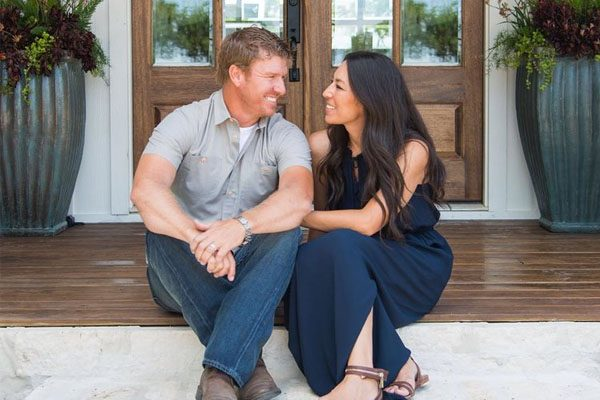 Chip Gaines and Joanna relationship