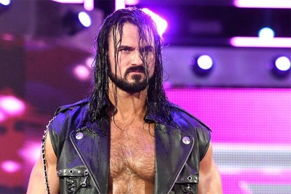 Drew McIntyre won WWE Tag Team Championship when he was 22