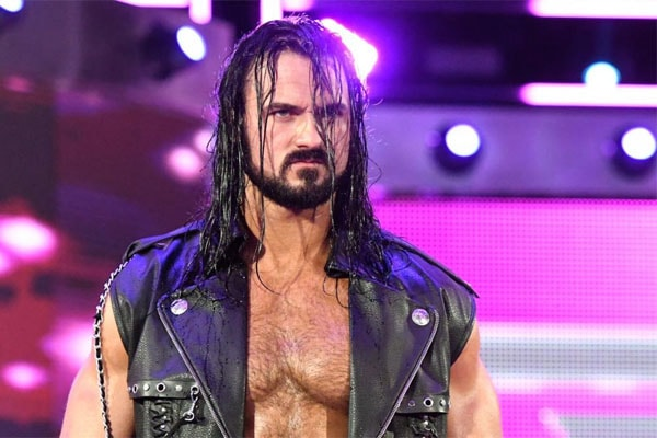 Drew McIntyre Biography – Scottish Professional Wrestler