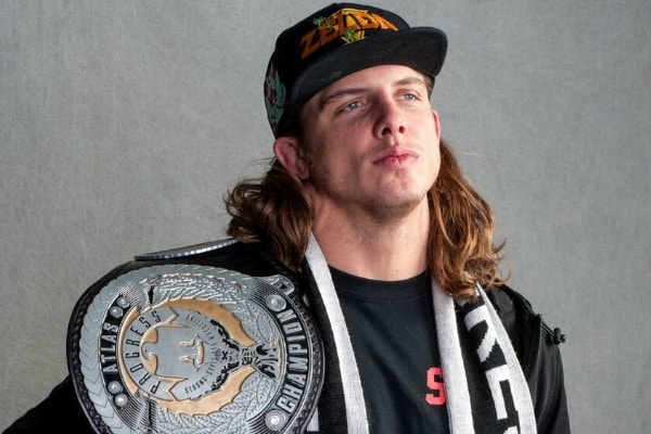 Matt Riddle Net Worth – New NXT Contract and Salary in Six Figures