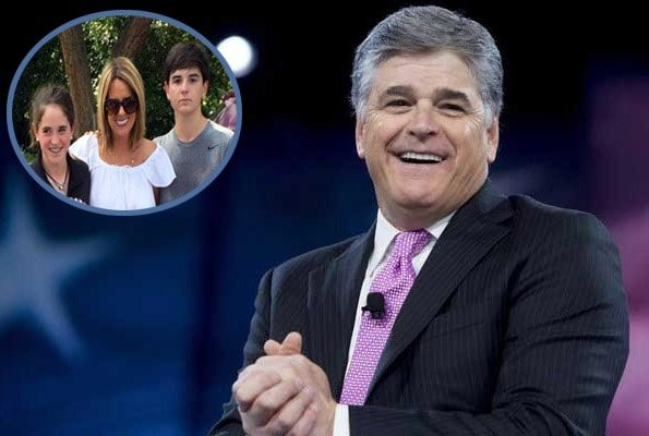 Sean Hannity is Not Divorcing His Wife Jill Rhodes. Strong Marriage and Hoax Rumor