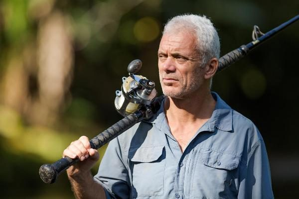 Jeremy Wade relationship