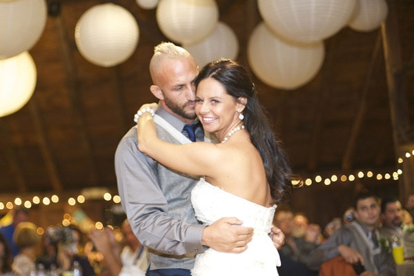 Tommaso Ciampa and Wife Jessie Ward's Wedding. They Have a Son Together