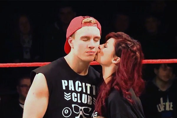 Will Ospreay and Girlfriend Bea Priestley Enjoying Love and Pro Life