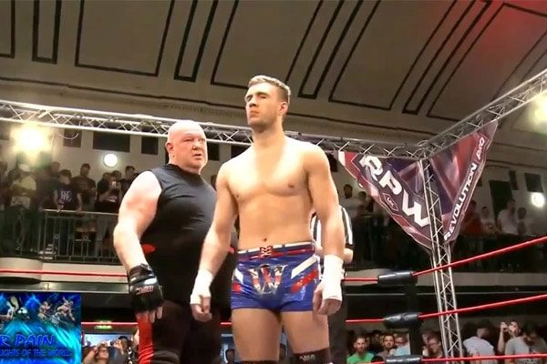 Will Ospreay feud with Big Van Vader and all rivalries.