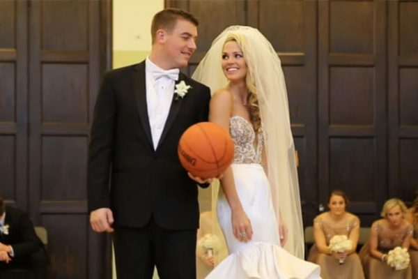 Allie Laforce With Husband Joe Smith Had a Great Wedding. Photos of Couple's Special Day