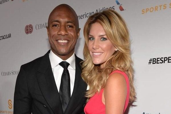 Charissa Thompson was once dating Jay Williams