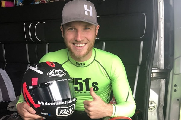 Davey Todd Biography – Road Racer of Isle Of Man TT , Fastest New Comer
