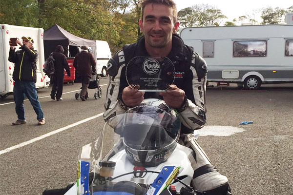 TT Rider David Jackson Biography – Professional Motorcycle Racer