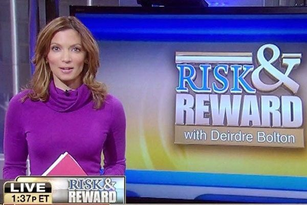 Deirdre Bolton is host of show Risk and reward