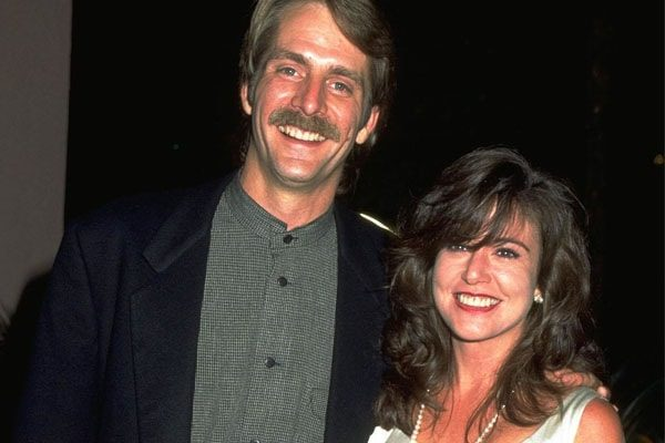 Jeff Foxworthy and wife Pamela Gregg