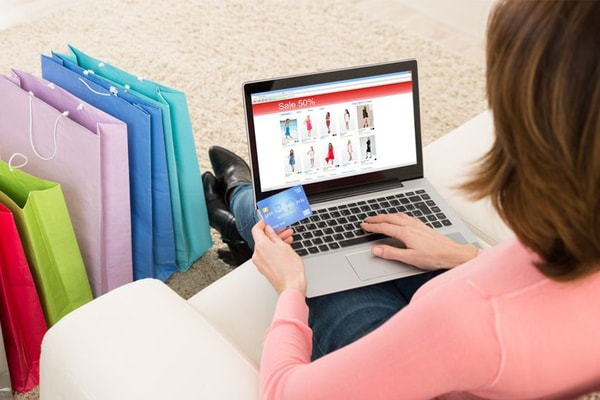 What are the guidelines for online shopping?