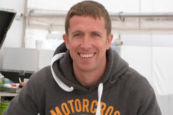 Steve Mercer Biography – Professional Motorbike Racer
