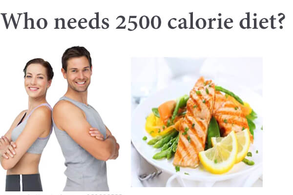 Who Needs a 2,500-Calorie Diet?