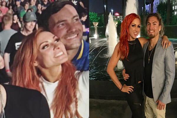 Becky Lynch's Boyfriend is Actor Jeff Dye? Not Dating UFC fighter, Luke Sanders Anymore.