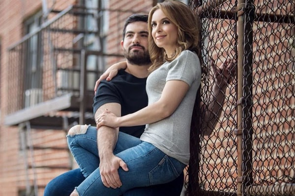 Jedediah Bila's Wedding With Fiance Turned Romantic Husband Jeremy Scher