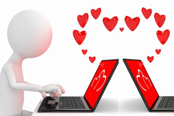 How online dating works?