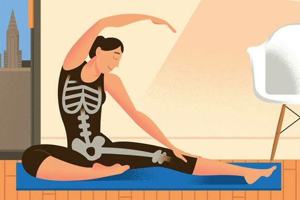 How Can You Strengthen Your Bone By Yoga?