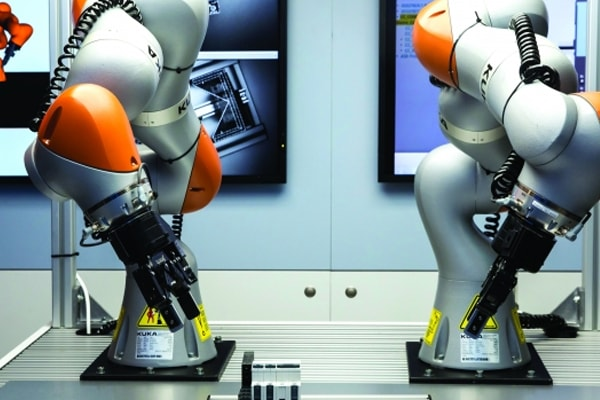 The Role of Collaborative Robots in the Future of Manufacturing