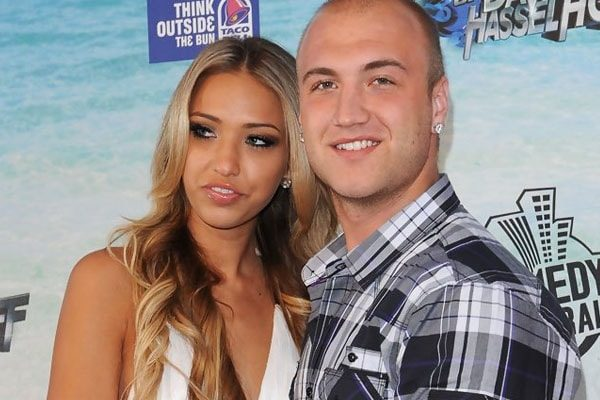 Bre Teisi was dating Nick Hogan