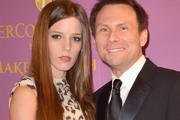 Brittany Lopez Biography-Christian Slater's Wife