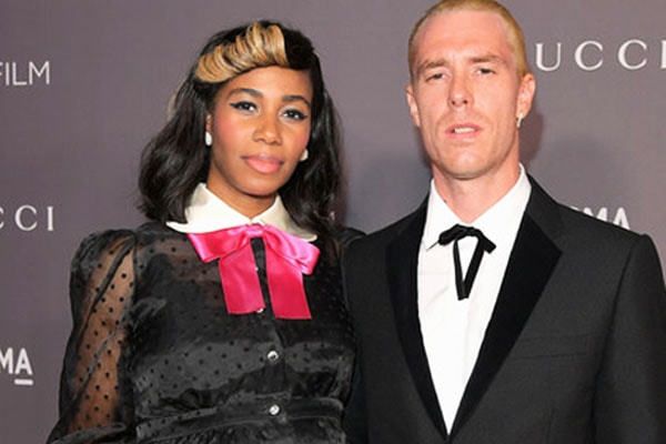 Santigold's Family – Son Radek and Skateboarder Husband Trevor Andrew