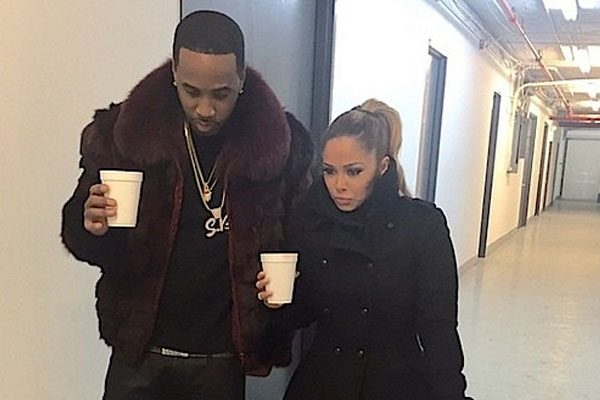 Sophia Body and Safaree on relation