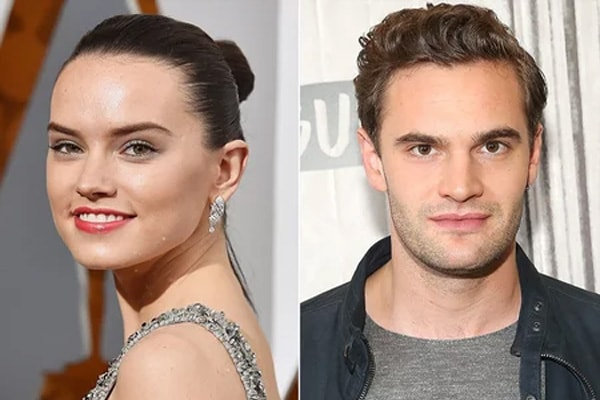 Daisy Ridley's Relationship with Boyfriend Tom Bateman. Dated Since 2016.