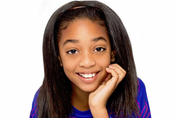 Eris Baker - American Child Actress