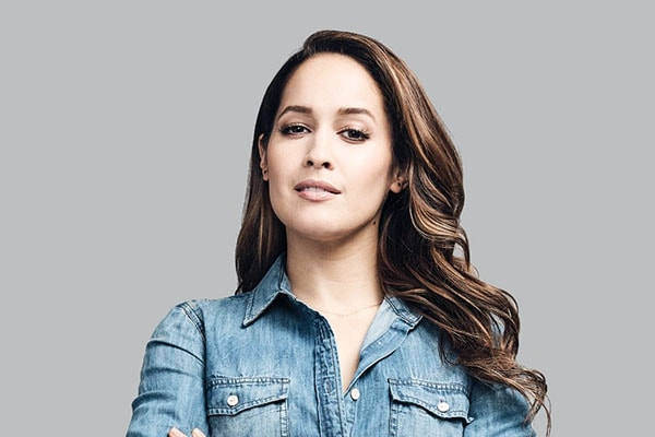 Jaina Lee Ortiz Biography- American Actress and Dancer