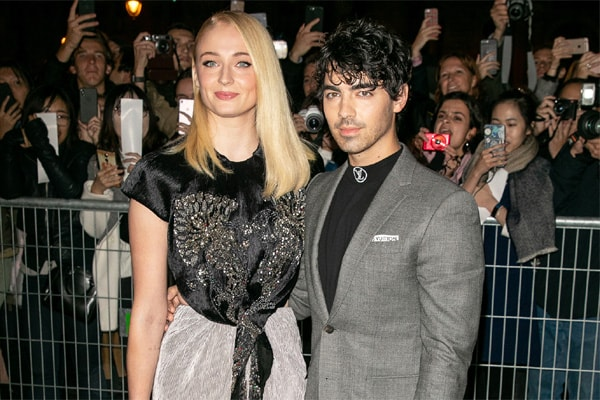Sophie Turner Engaged With Boyfriend Joe Jonas. Soon to marry in 2019 in France