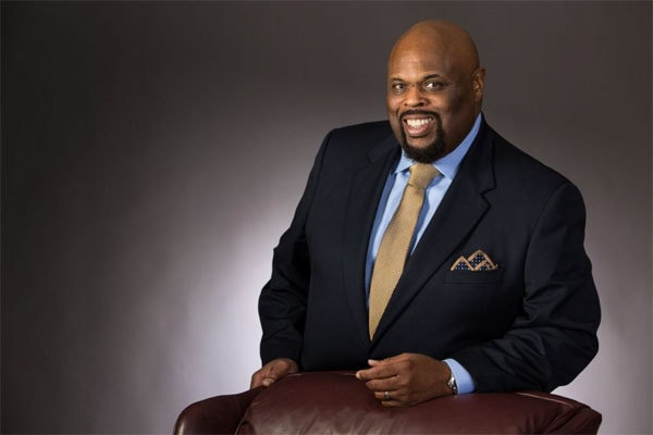 What is the Motivational Speaker and Best-Selling Author Rick Rigsby's Net Worth?